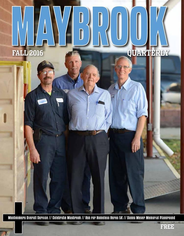Maybrook Quarterly Cover